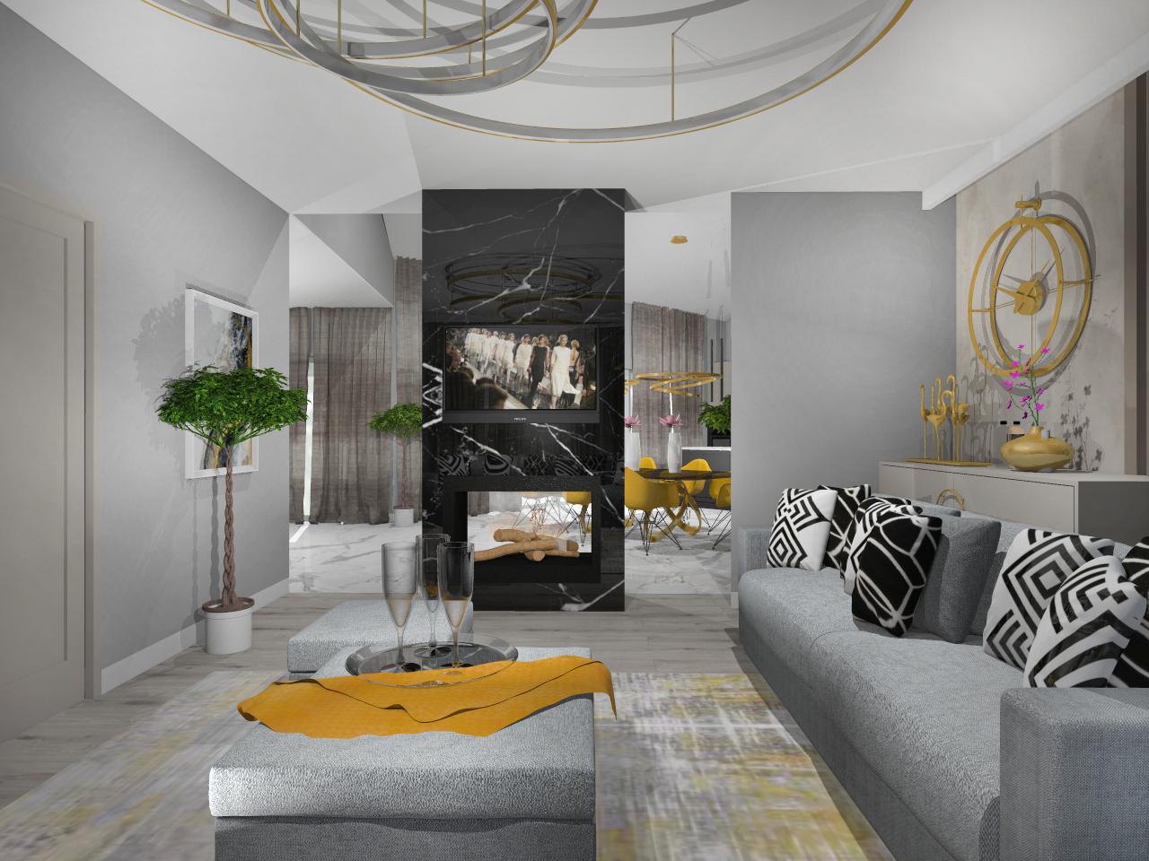 Living Room, Cork, 2019